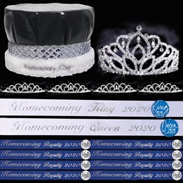 Homecoming 2020 Coronation Set