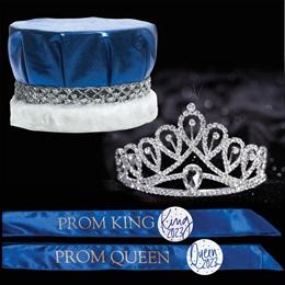 Majestic Prom Royalty Set - Agnus Tiara