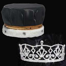 Katelyn Tiara and Crown Set