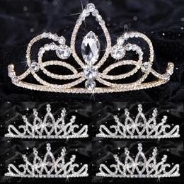 Queen and Court Tiara Set - Ariana and Bobbi