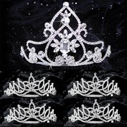 Queen and Court Tiara Set - Kate and Amara