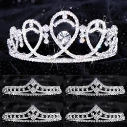 Queen and Court Tiara Set - Kendall and Cleo