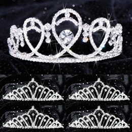 Tiara Set - Kendall Queen and Karen Court