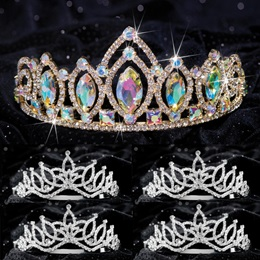 Queen and Court Tiara Set - Meghan and Amara