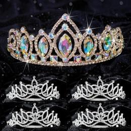Queen and Court Tiara Set - Meghan and Amara