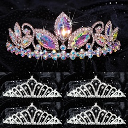 Tiara Set - Taylor Queen and Karen Court