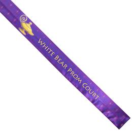 Full-color Sash - Lamp of Wishes