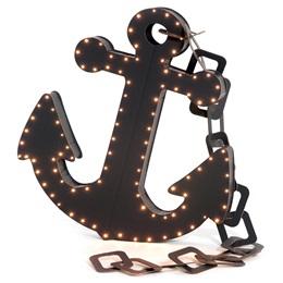 Ship Anchor- Cardboard