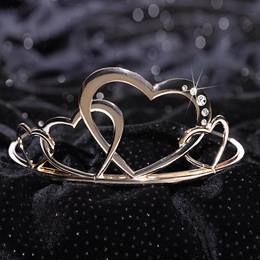 Jayden Rose Metal Tiara