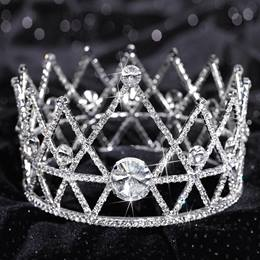 Anastasia Full Crown Tiara
