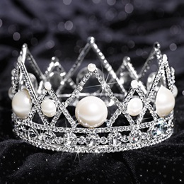 Victoria Full Crown Tiara