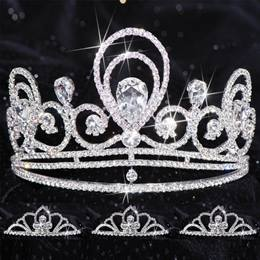Queen and Court Tiara Set - Tiffany and Kayla