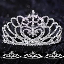Prom Tiara Set - Marissa Queen & Alisa Court