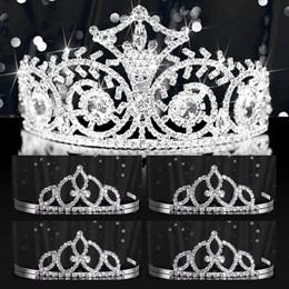 Tiara Set - Elsa Queen and Francine Court