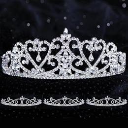 Four-piece Tiara Set - Cora Queen and Suzette Court