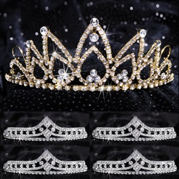 Tiara Set - Hazel Queen and Cleo Court