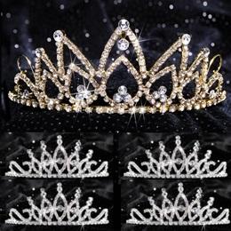 Tiara Set - Hazel Queen and Bobbi Court