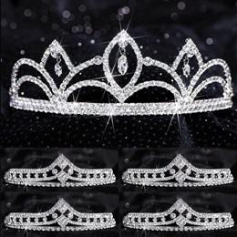 Tiara Set - Luna Queen and Cleo Court