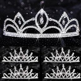 Tiara Set - Luna Queen and Bobbi Court