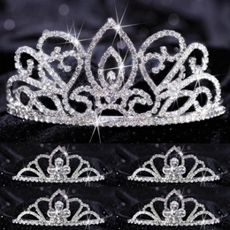 Tiara Set - Adele Queen and Kayla Court
