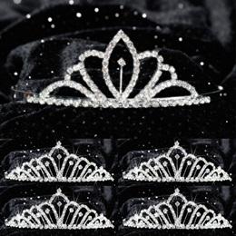 Tiara Set - Chelsey Queen and Karen Court