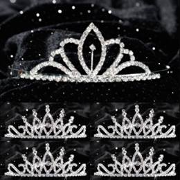 Tiara Set - Chelsey Queen and Bobbi Court