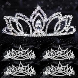 Tiara Set - Shawnessy Queen and Amara Court