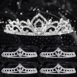 Tiara Set - Kiley Queen and Cleo Court