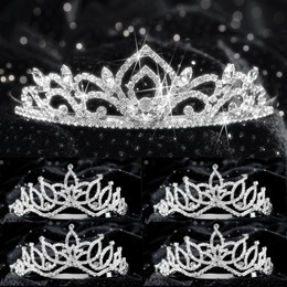 Tiara Set - Kiley Queen and Amara Court