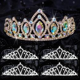 Tiara Set - Meghan Queen and Karen Court