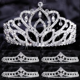 Tiara Set - Mirabella Queen and Cleo Court