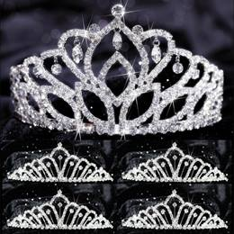 Tiara Set - Mirabella Queen and Karen Court