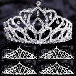 Tiara Set - Mirabella Queen and Karen Court