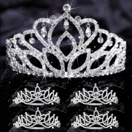 Tiara Set - Mirabella Queen and Amara Court