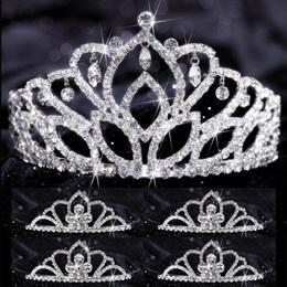 Tiara Set - Mirabella Queen and Kayla Court