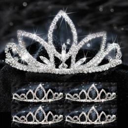 Five-piece Tiara Set - Natalia Queen and Saba Court