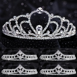 Tiara Set - Sosie Queen and Cleo Court