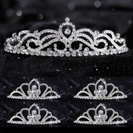 Tiara Set - Ruby Queen and Kayla Court