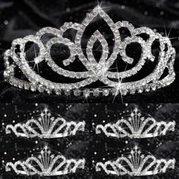 Tiara Set - Sasha Queen and Emme Court