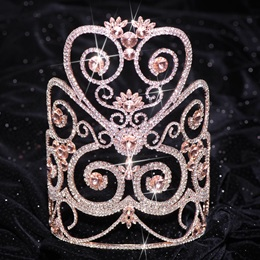 Rose Metal Rose Marie Majestic Tiara