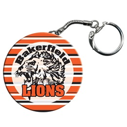 Full Color Round Key Chains