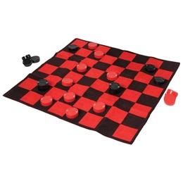 Checkerboard Rug Set