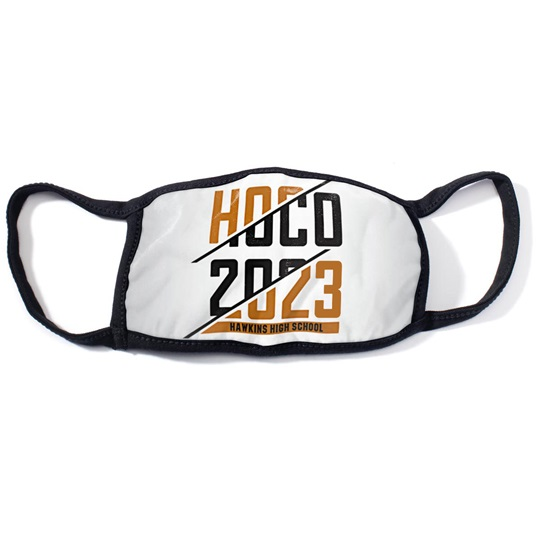 Hoco 2020 Full Color Face Mask Anderson S