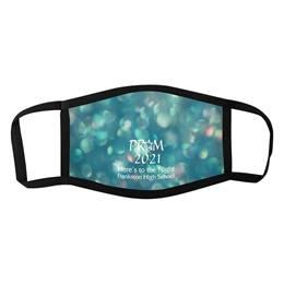 Full-color 3-Layer Face Mask - Prism Bubbles