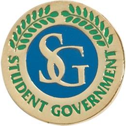 Student Government Award Pin