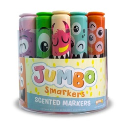 Smarkers Scented Jumbo Markers Tub