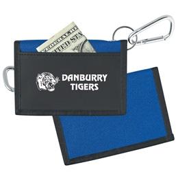Wallet With Carabiner Clip