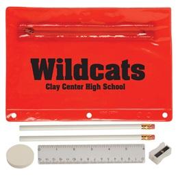 Deluxe School Supply Kit
