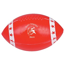 Custom Mini Football with Star Stripes