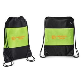 Microfiber Tech Holder Backpack